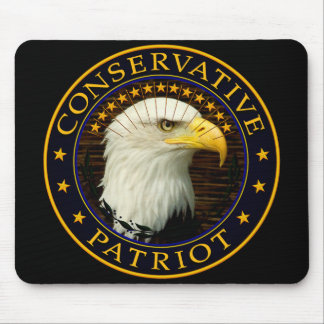 Conservative Patriot 2 Mouse Pad