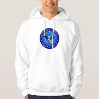 Conservative Patriot Hoodie