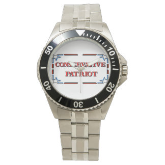 Conservative Patriot Watches