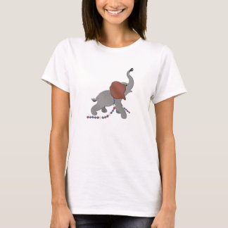 Conservative Republican Woman Elephant T-Shirt