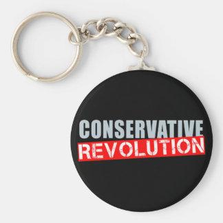 Conservative Revolution Keychain