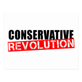 Conservative Revolution Postcard