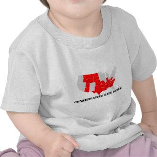 Conservative Safe Zone Tee Shirt
