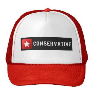 Conservative Star Mesh Hat