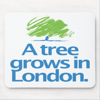 Conservative Tory Tree Mousepad