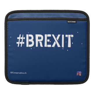 ConservativeChitChat #Brexit Sleeve For iPads
