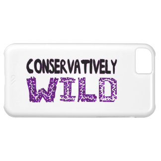 Conservatively Wild Cover For iPhone 5C