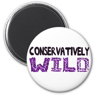 Conservatively Wild Magnet