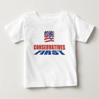 Conservatives First T-shirt