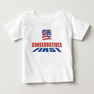 Conservatives First Wear Shirt