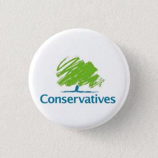 Conservatives Logo Button