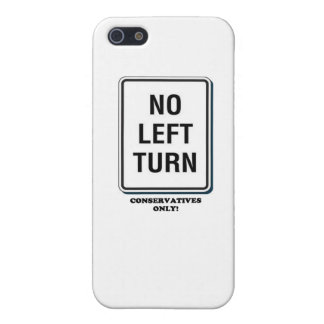 Conservatives Only! iPhone SE/5/5s Case