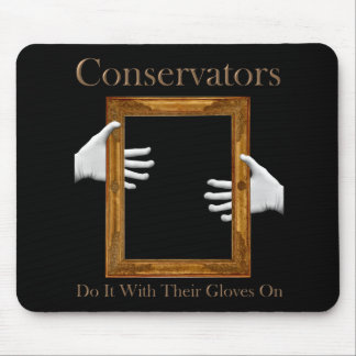 Conservator's Mousepad