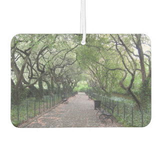 Conservatory Garden Central Park NYC Photography Air Freshener