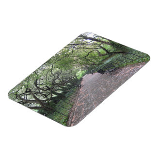 Conservatory Garden Central Park NYC Photography Magnet