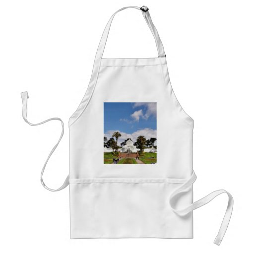 Conservatory Of Flowers In San Franciscos Golden G Aprons