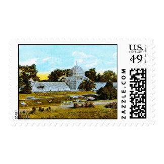 Conservatory Postage Stamps