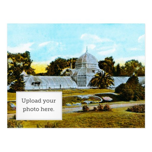 Conservatory Post Card