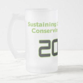 Conserve a Stein helado Taza