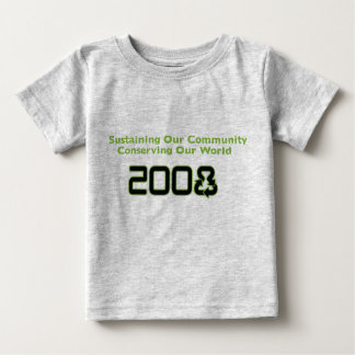 Conserve Baby T Baby T-Shirt