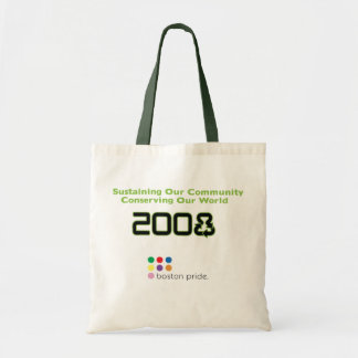 Conserve Budget Tote Bag