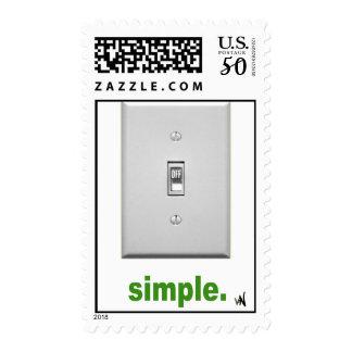 conserve energy postage