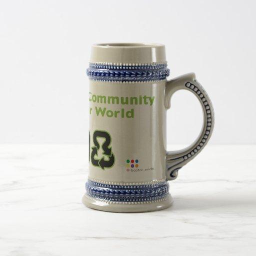 Conserve Gray Stein Mug