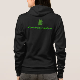 Conserve It Forward hoodie