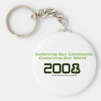 Conserve Keychain