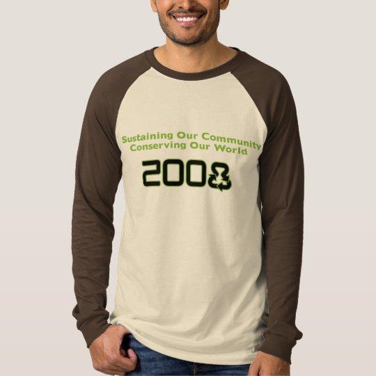 Conserve Long  Raglan T-Shirt