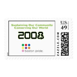 Conserve Medium Stamp