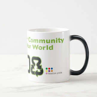 Conserve Morphing Coffee Mug