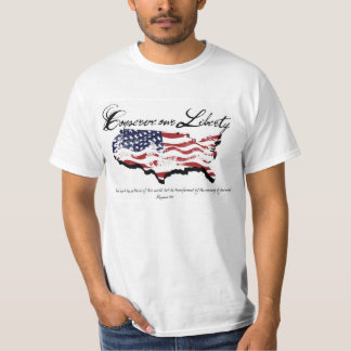 """""""Conserve our Liberty"""" T-Shirt"""