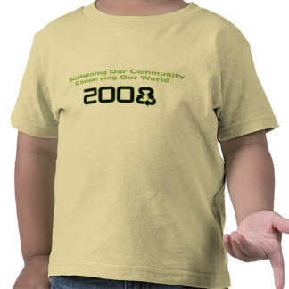 Conserve Toddler T Tee Shirts