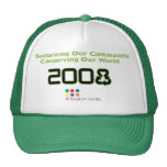 Conserve Trucker Trucker Hat