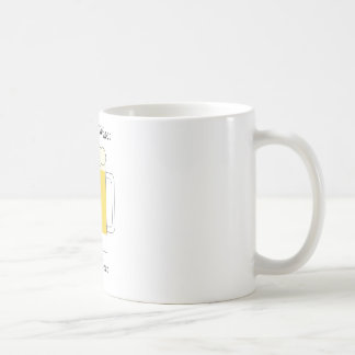 Conserve Water Drink Beer Classic White Coffee Mug