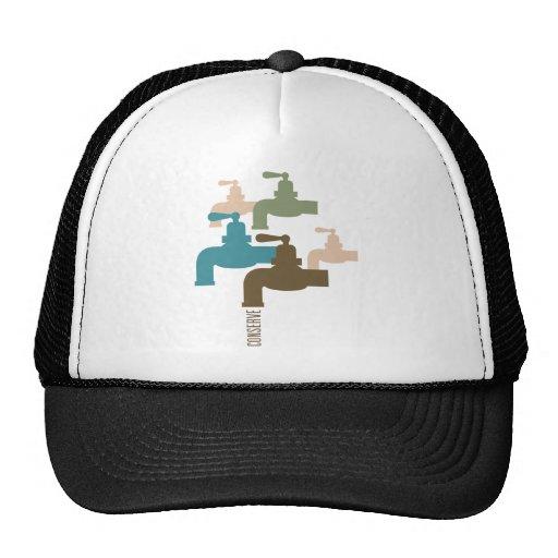 Conserve Water Faucet Trucker Hat