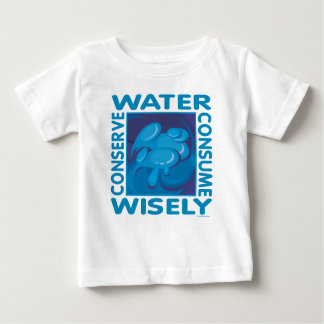Conserve Water Infant T-shirt
