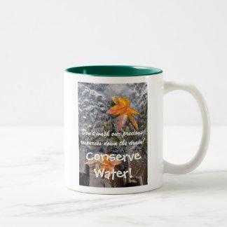 Conserve Water! Mug