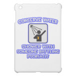 Conserve Water .. Shower w Someone .. Psoriasis Cover For The iPad Mini