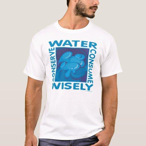 Conserve Water T-Shirt