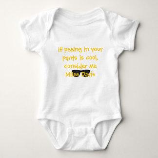 Consider me Miles Davis Baby Bodysuit