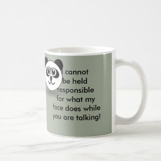 Considerado responsable - taza de café