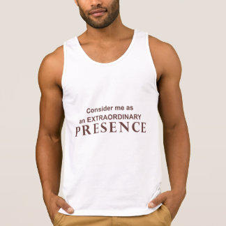 Considéreme como presencia extraordinaria camisetas