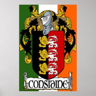 Considine Coat of Arms Print