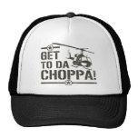 Consiga al vintage de DA Choppa Gorra
