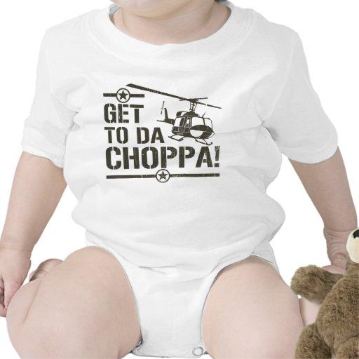Consiga al vintage de DA Choppa Trajes De Bebé