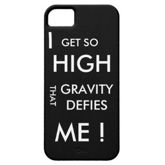 Consiga alto iPhone 5 Case-Mate cárcasas