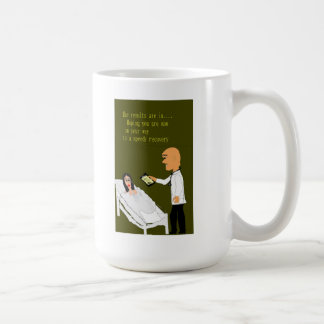 Consiga bien pronto taza clásica