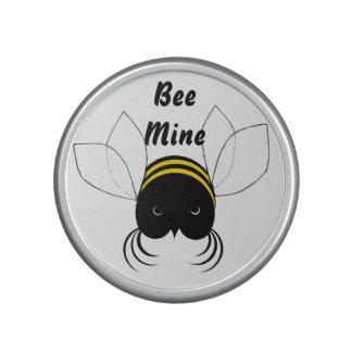 Consiga Buzzin, mina de la abeja, abeja loca linda Altavoz Con Bluetooth